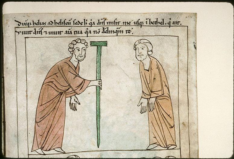 Bible en images - Elie et Elisée_0