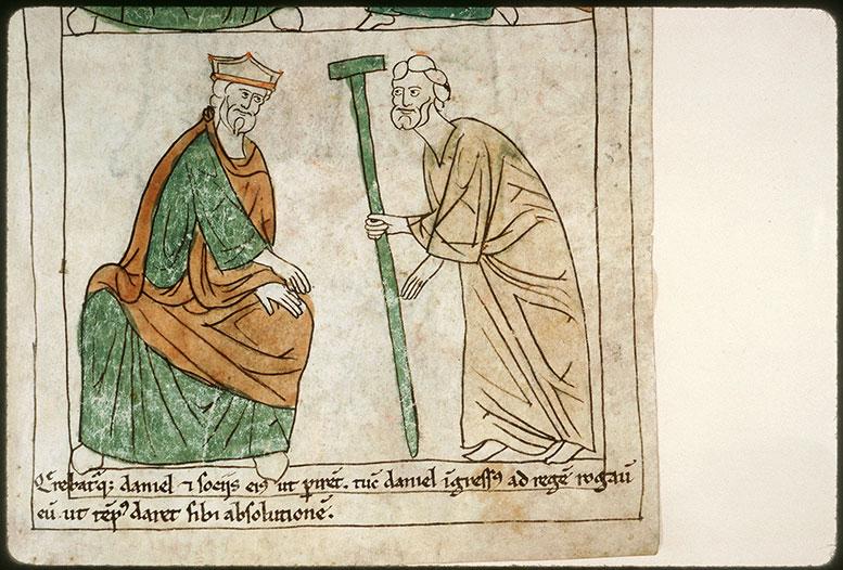 Bible en images - Nabuchodonosor et Daniel_0