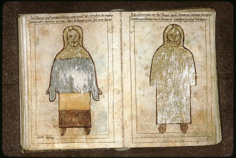 Bible en images - Statue composite du songe de Nabuchodonosor/Statue d'or que Nabuchodonosor fit ériger_0