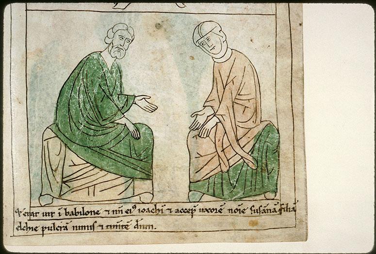 Bible en images - Ioakim et Suzanne_0