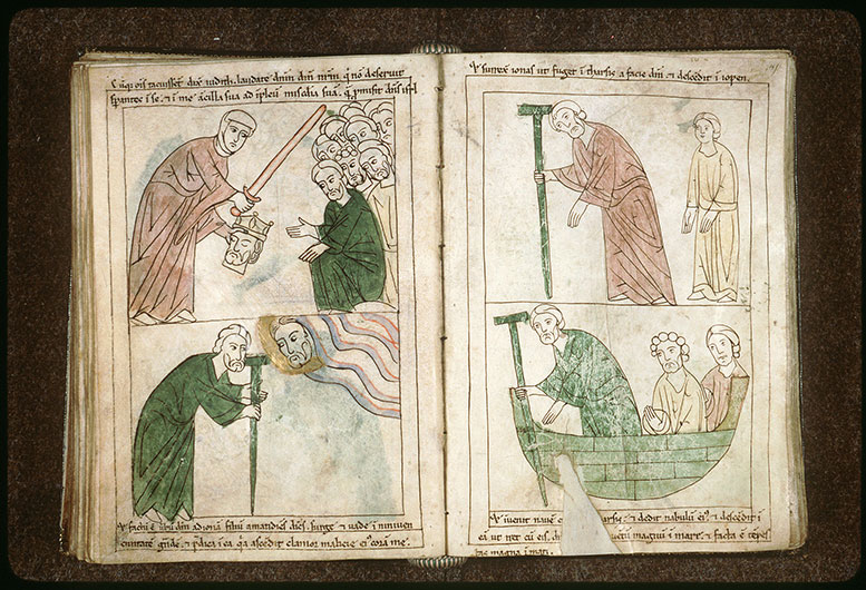 Bible en images - Judith à Béthulie_0