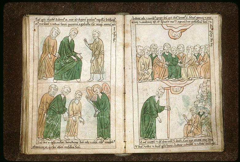 Bible en images - Isaïe s'adressant au peuple_0