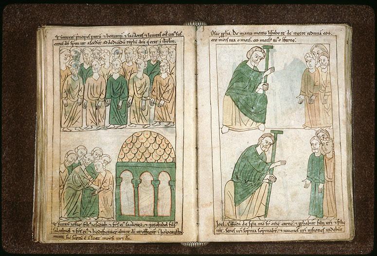 Bible en images - Reconstruction du Temple_0