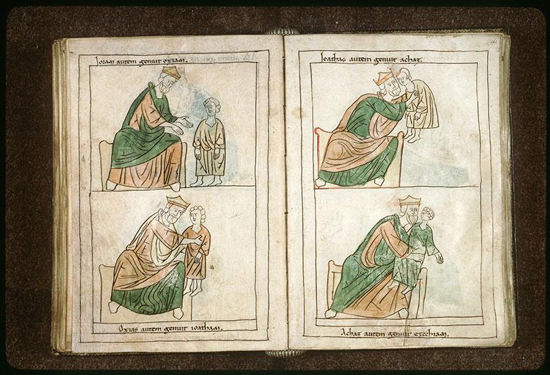 Bible en images - Achaz et Ezéchias enfant_0