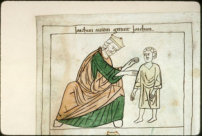 Bible en images - Joaiqim et Joiakîn enfant_0