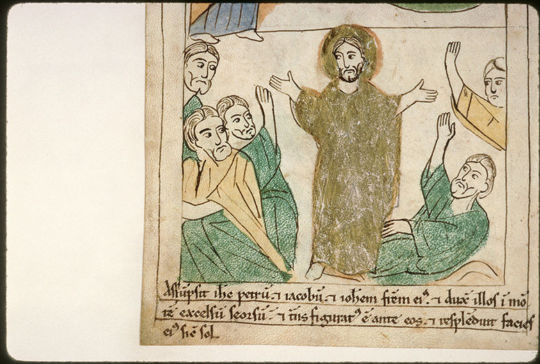 Bible en images - Transfiguration_0