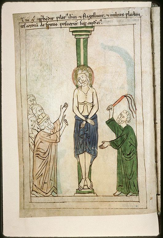 Bible en images - Flagellation du Christ_0