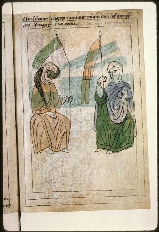 Bible en images - Eglise et la Synagogue (L')_0