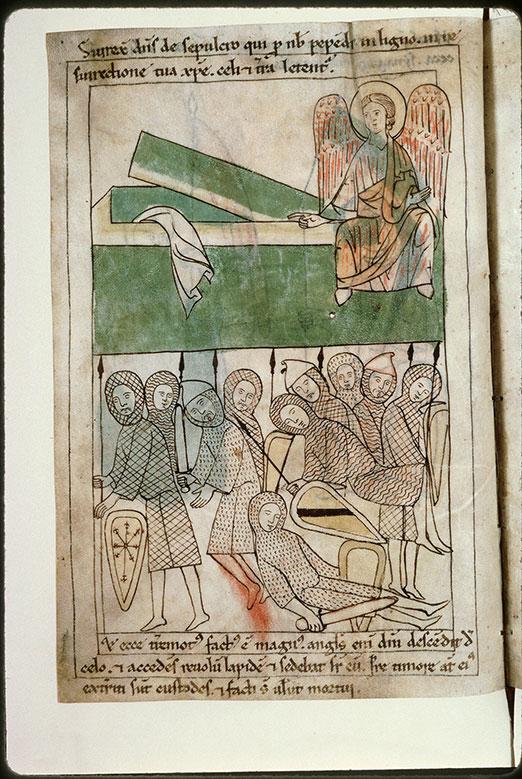 Bible en images - Tombeau vide (Le)_0