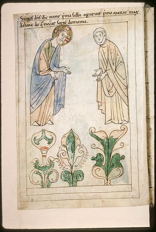 Bible en images - Apparition à Madeleine_0
