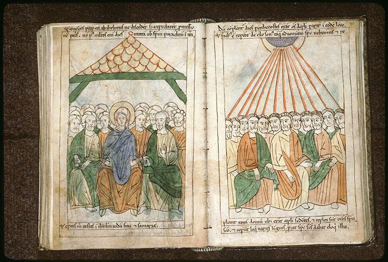 Bible en images - Pentecôte_0