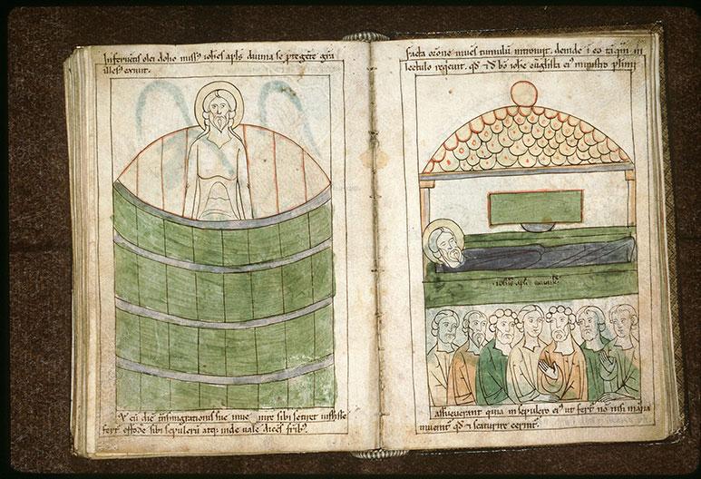 Bible en images - Saint Jean à la porte Latine_0
