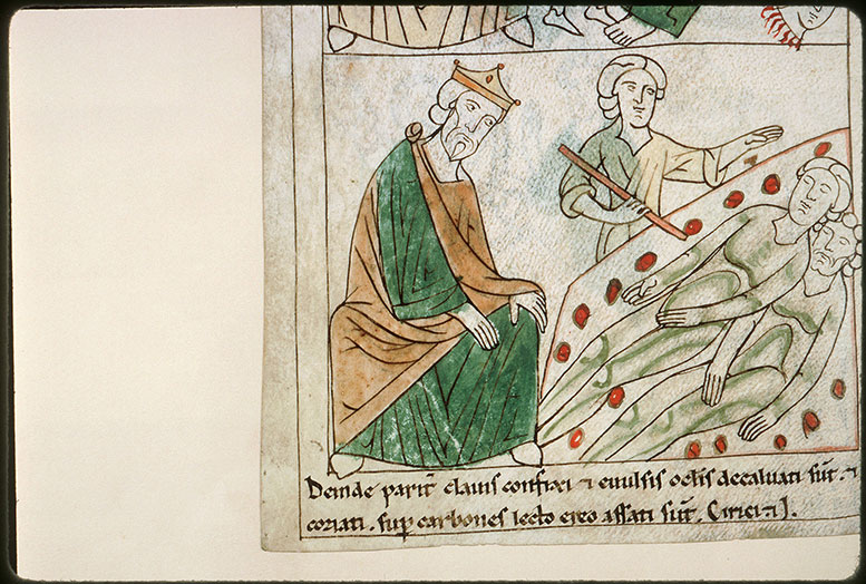 Bible en images - Sévère Alexandre et le martyre de saint Cyr et de sainte Julitte_0