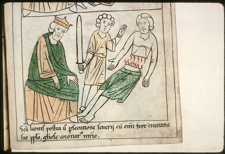 Bible en images - Empereur et martyre (à préciser)_0