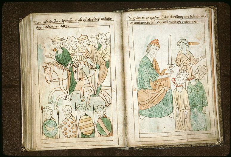 Bible en images - Invasion de Gog et Magog_0