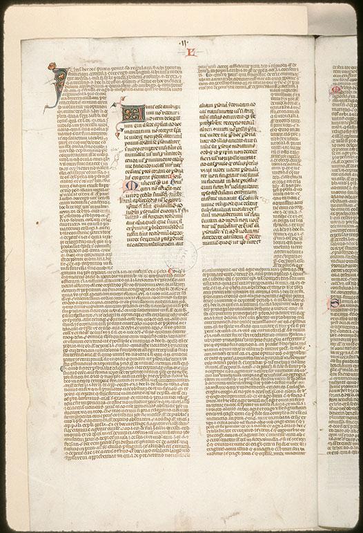 Liber sextus Decretalium - Initiales ornées_0