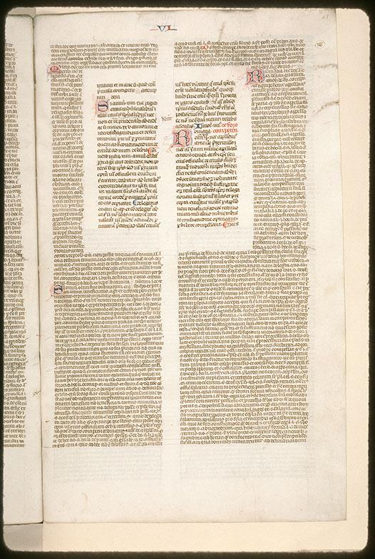 Liber sextus Decretalium - Initiales filigranées_0