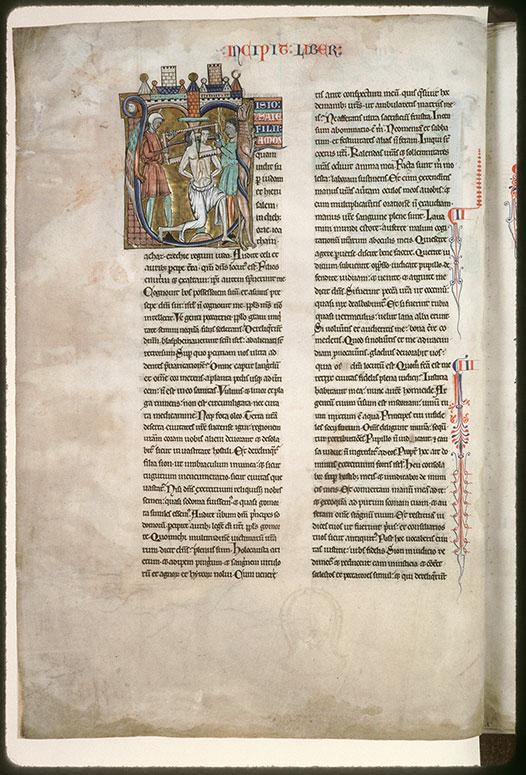 Bible (partie de) - Martyre d'Isaïe_0