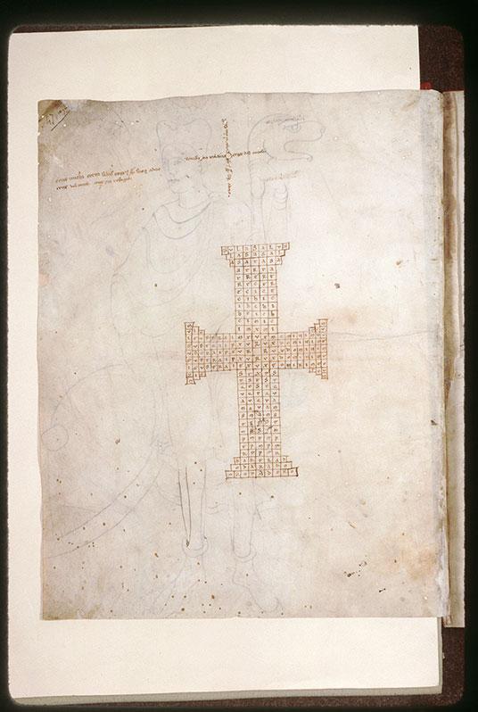 Laudibus sanctae Crucis (De) - Calligramme_0