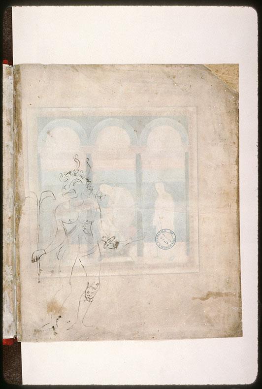 Laudibus sanctae Crucis (De) - Diable_0