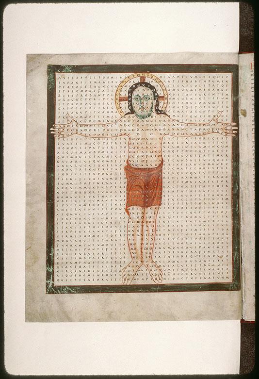 Laudibus sanctae Crucis (De) - Christ les bras en croix_0
