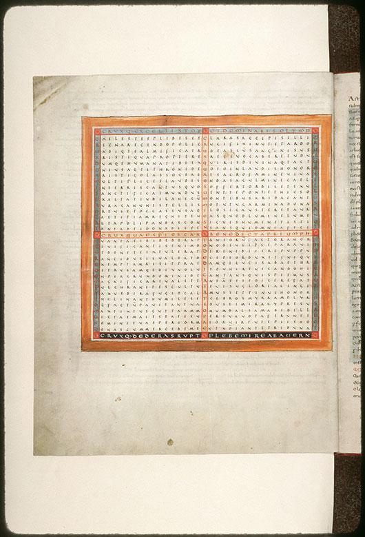 Laudibus sanctae Crucis (De) - Croix_0