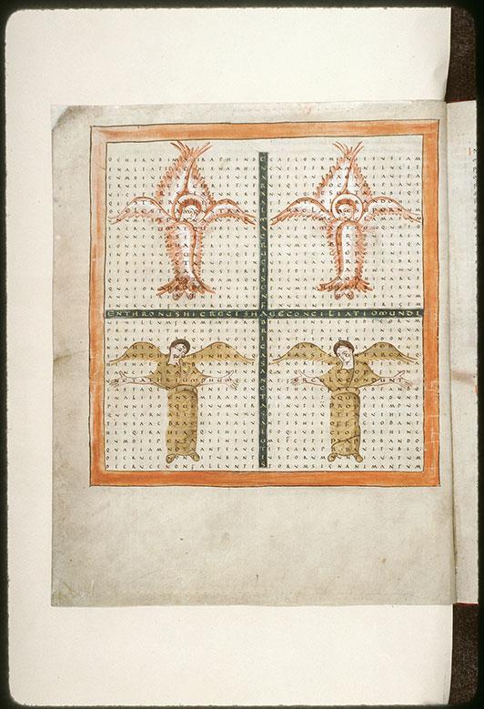 Laudibus sanctae Crucis (De) - Chérubins et séraphins autour de la Croix_0