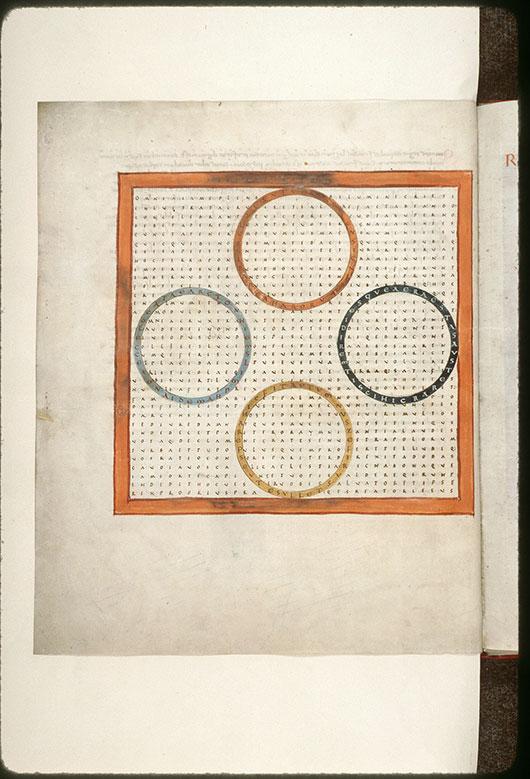 Laudibus sanctae Crucis (De) - Quatre éléments (Les)_0