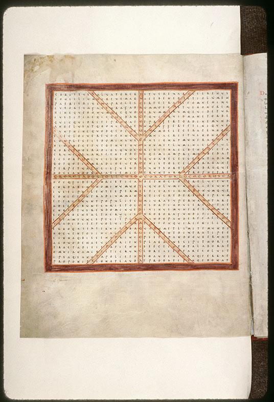 Laudibus sanctae Crucis (De) - Nombre douze (Le)_0