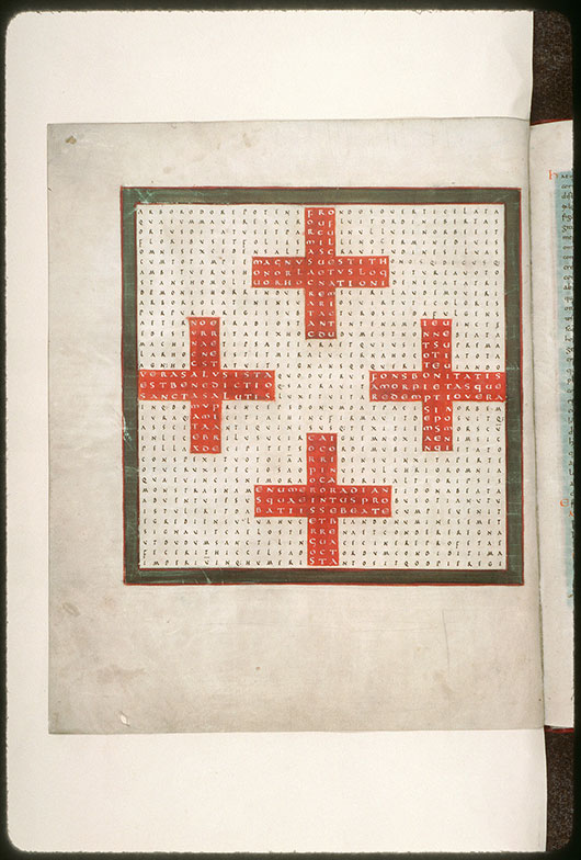 Laudibus sanctae Crucis (De) - Quatre croix de la conception du Christ (Les)_0