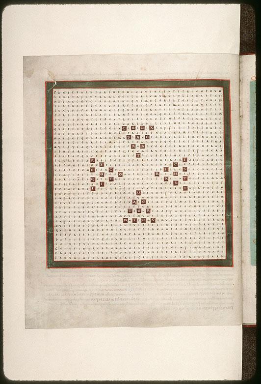Laudibus sanctae Crucis (De) - Nombre quarante (Le)_0