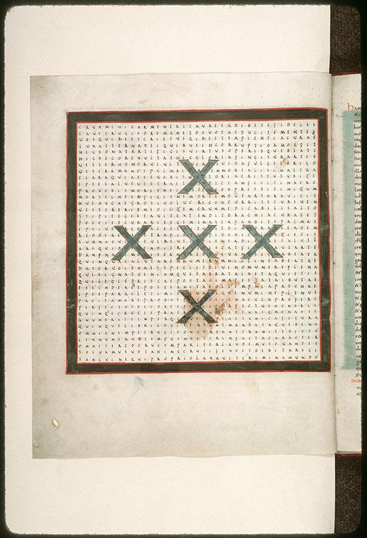 Laudibus sanctae Crucis (De) - Nombre cinquante (Le)_0
