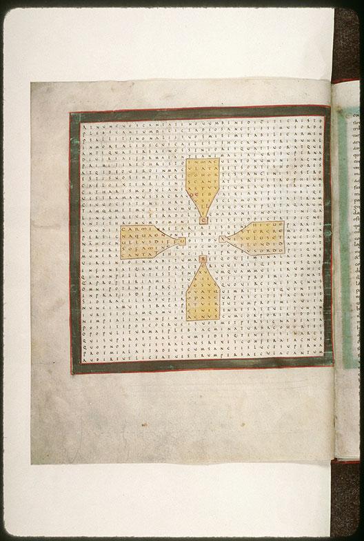 Laudibus sanctae Crucis (De) - Nombre cent quarante-quatre (Le)_0