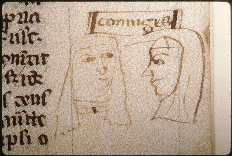 Summa super titulis Decretalium - Couple_0
