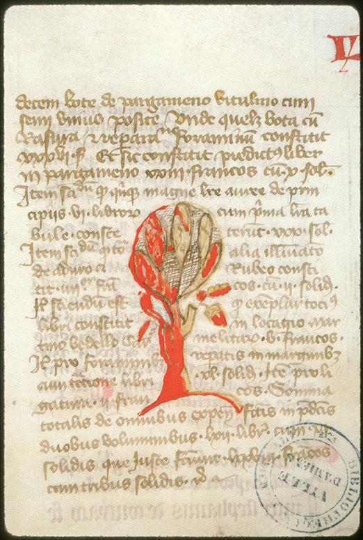 Distinctiones in Decretales Gregorii IX - Chêne_0