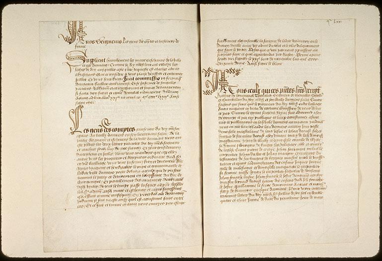 Cartulaire de la ville d'Amiens