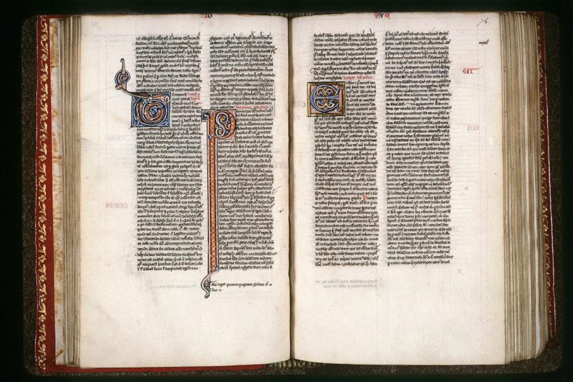 Bible - Initiales ornées_0