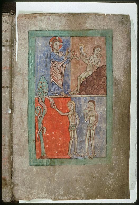 Psautier-hymnaire à l'usage de l'abbaye Saint-Fuscien-aux-Bois - Création d'Eve_0
