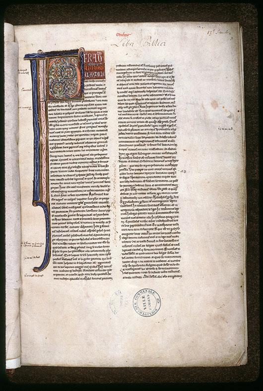 Bible - Hybrides zoomorphes et fauves_0