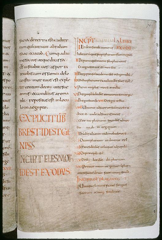 Bible - Ecriture d'apparat_0