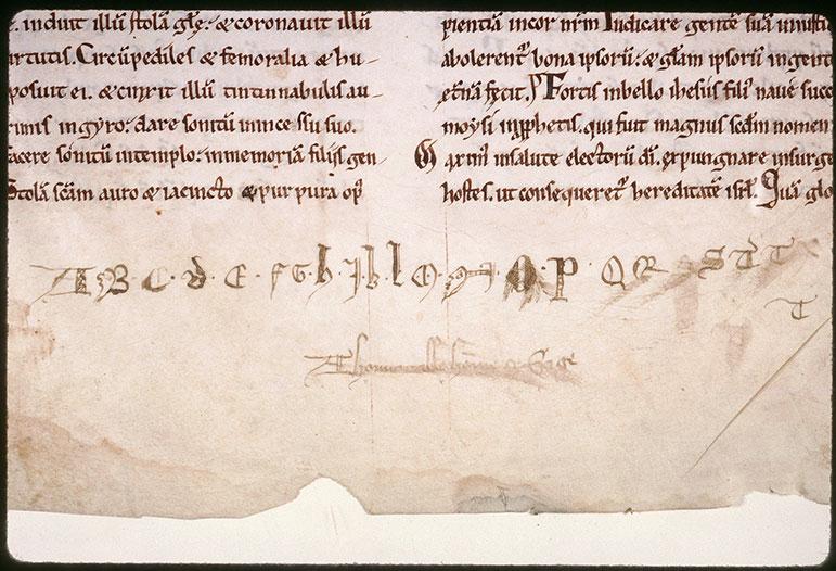 Bible (partie de) - Lettres_0