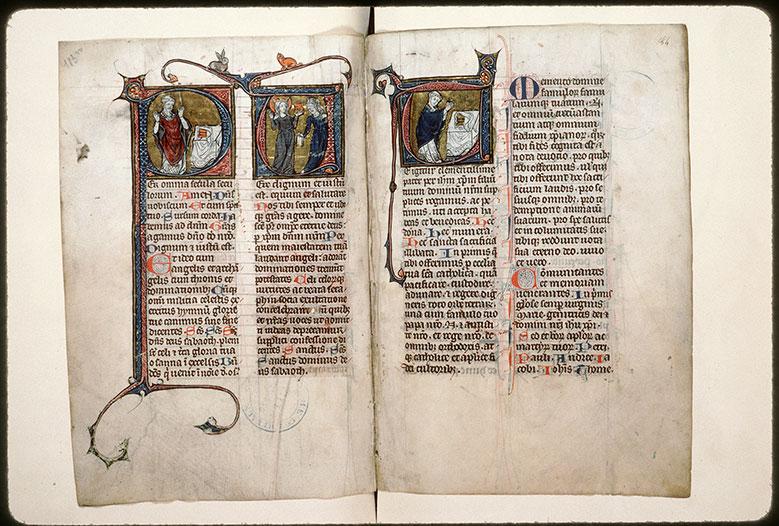Missel à l'usage de l'abbaye Saint-Pierre de Corbie - Messe_0