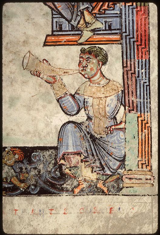 Psautier à l'usage d'Angers
