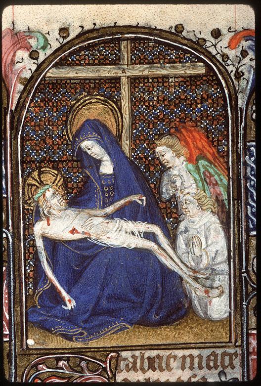 Heures à l'usage de Troyes - Pietà_0