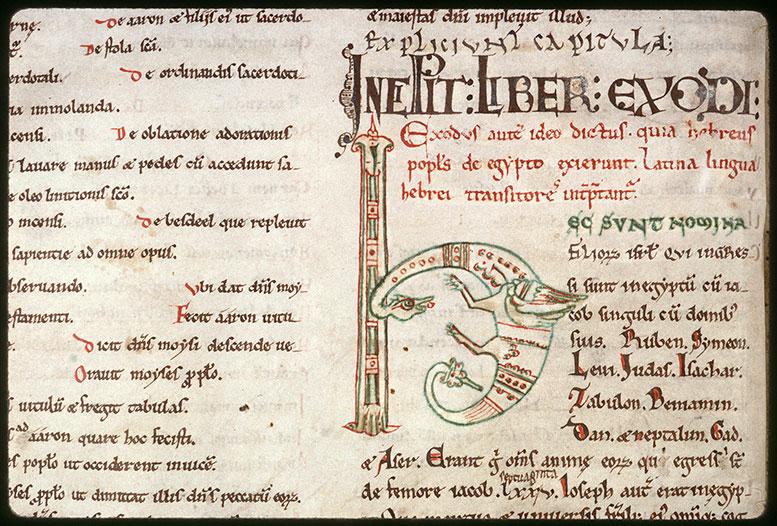 Bible (partie de) - Hybride zoomorphe_0