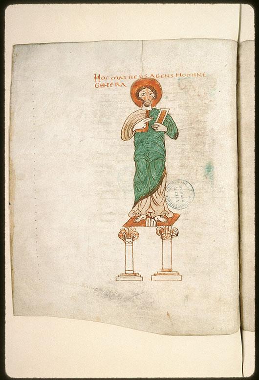 Evangiles - Saint Matthieu_0