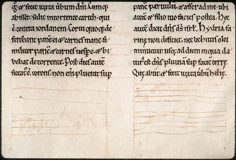Vers, rébus, dessins - Notation musicale_0