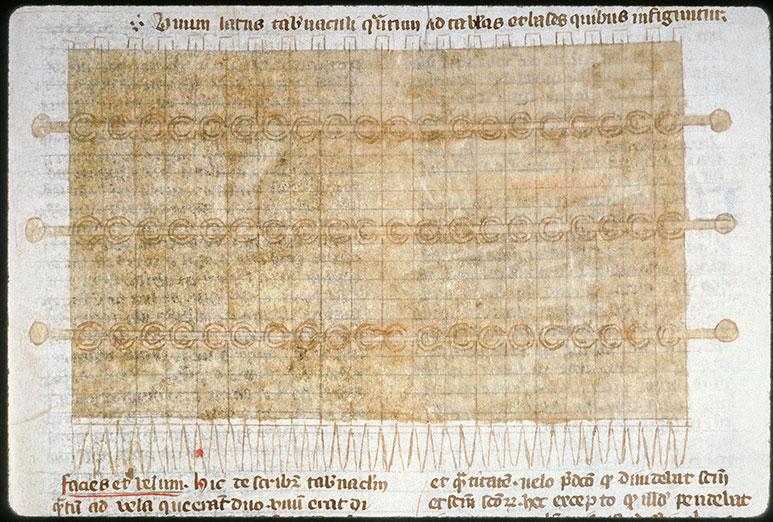 Postilla in Bibliam - Charpente du Sanctuaire_0