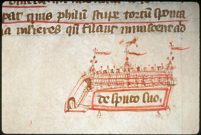 Postilla in Bibliam - Château_0