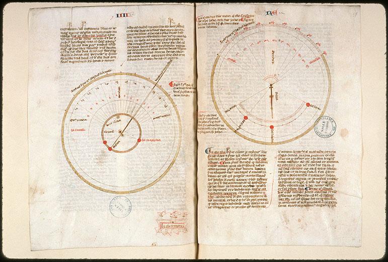Postilla in Bibliam - Cadran solaire d'Achaz_0
